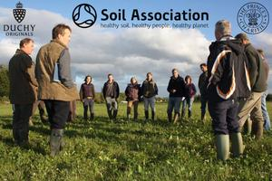 Soil Association Farm Walk: Walcot Organic Nursery