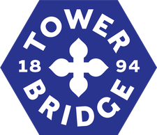 Tower Bridge, City of London Corporation logo