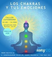 Los chakras y tus emociones
