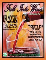 Fall Into Wine