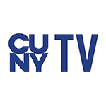 CUNY TV - Twilight Talks logo