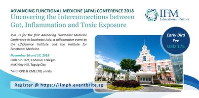 THE FIRST ADVANCING FUNCTIONAL MEDICINE by INSTITUTE OF...