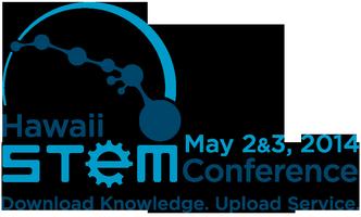 Sponsors:  Hawaii STEM Conference 2014