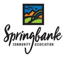 Springbank Community Association logo