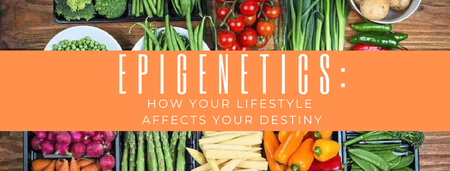 Epigenetics - How your lifestyle shapes your destiny