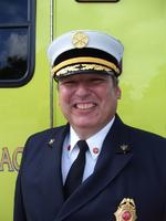 DEPUTY FIRE CHIEF ALEX R. BAIRD RETIREMENT DINNER
