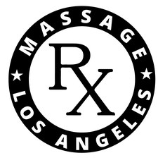 Massage RX Los Angeles logo