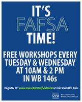 2014-2015 FAFSA Workshops