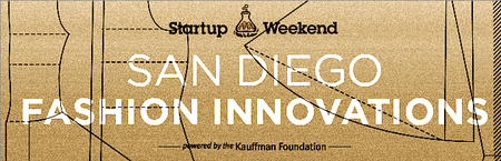 Startup Weekend San Diego Fashion 08/2014