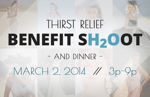 Thirst Relief Benefit Shoot and Dinner