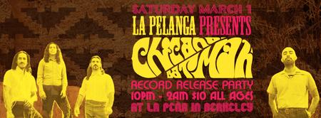 La Pelanga presents CHICANO BATMAN (Bay Area Album...