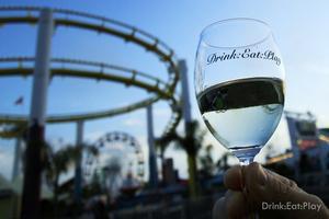 Santa Monica Pier Wine Festival