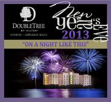 New Years Eve at the DoubleTree by Hilton Sunrise -...