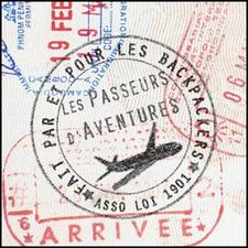 Les Passeurs d'Aventures logo