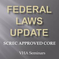 Greenville Federal Laws Update AM CORE Monday, Mar 31...