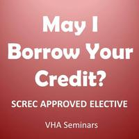 Greenville May I Borrow Your Credit? PM ELECTIVE Mon.,...