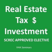 Rock Hill RE Tax and Investment PM ELECTIVE Mon., May...