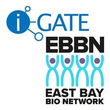 i-GATE Innovation Hub and the East Bay Bio Network logo