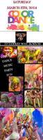 Boston Colors Dance 2014 (Fenway Boston)