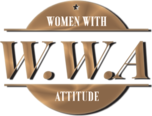 Woman With Attitude logo