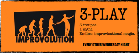 Improvolution Three-play