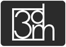 3DM West, Inc. logo