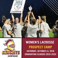 Calvin College Women's Lacrosse Prospect Camp