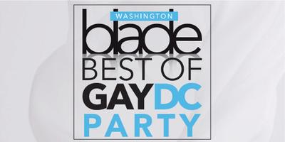 2018 Washington Blade Best of Gay DC Party presented by Absolut