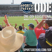 Sports Geek ODE - One Day Educational