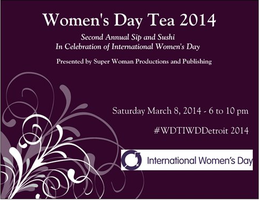 Day Tea 2014 - Second Annual International Women's...
