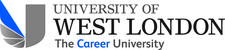 Continuous Professional Development at the University of West London logo