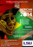 Mon Afrique à Moi - African Night at LSU
