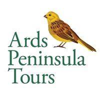 Brigid Watson from Ards Peninsula Tours logo