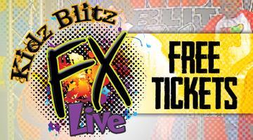 Kidz Blitz FX Live 2012