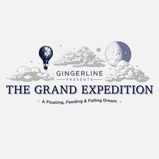 Gingerline's Grand Expedition.  logo