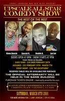 Upscale All Star Comedy Show