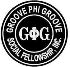 Houston Graduate Chapter of Groove Phi Groove SFI logo