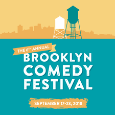Brooklyn Comedy Festival logo