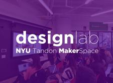 Design Lab @ NYU Tandon MakerSpace logo