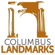 Columbus Landmarks  logo