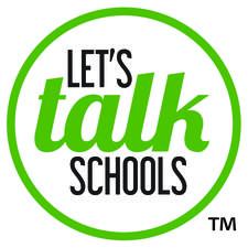 Let's Talk Schools logo