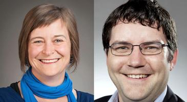 An Evening With Kate Hunter (VUW) & David Monger: The...