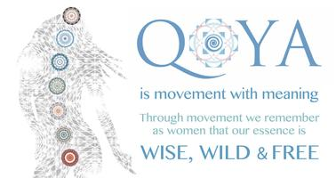 Qoya Dance with Kate Winch