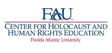 FAU Center for Holocaust and Human Rights Education logo