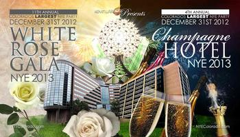 White Rose Gala 11th & Champagne Hotel 4th Annual...