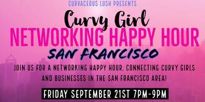 Curvy Girl Networking Happy Hour