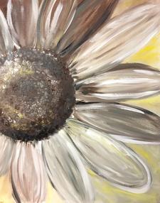 Paint-Along Events with Deborah Slocum logo