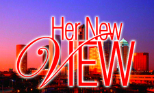 Her New View logo