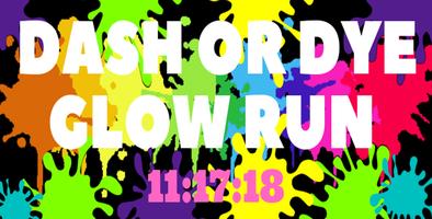 Dash or Dye Glow Run