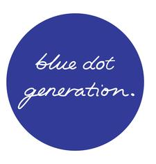 Blue Dot Generation  logo